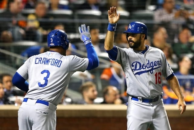 Carl Crawford, Andre Ethier