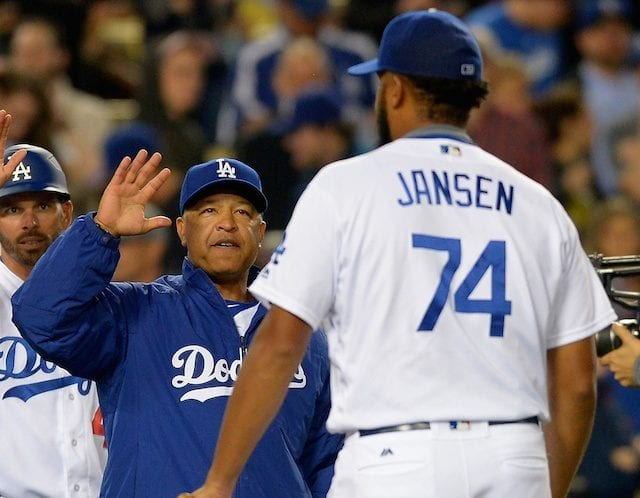 Dodgers, Kenley Jansen