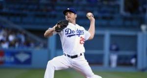Scott Kazmir, Los Angeles Dodgers