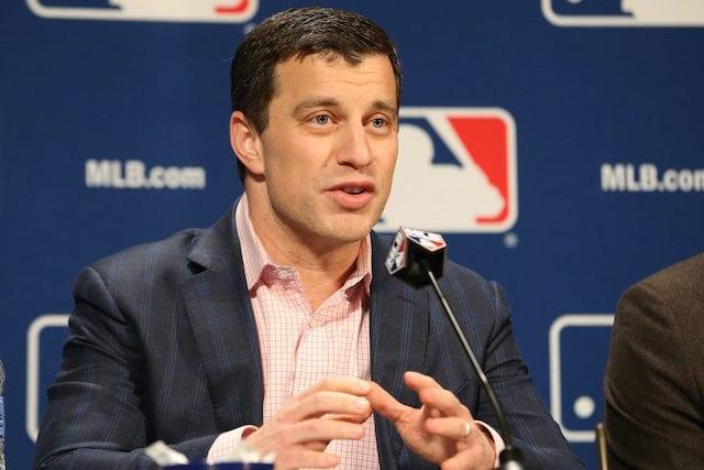 Andrew Friedman, Los Angeles Dodgers, Winter Meetings