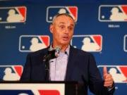 Rob Manfred, MLB commissioner