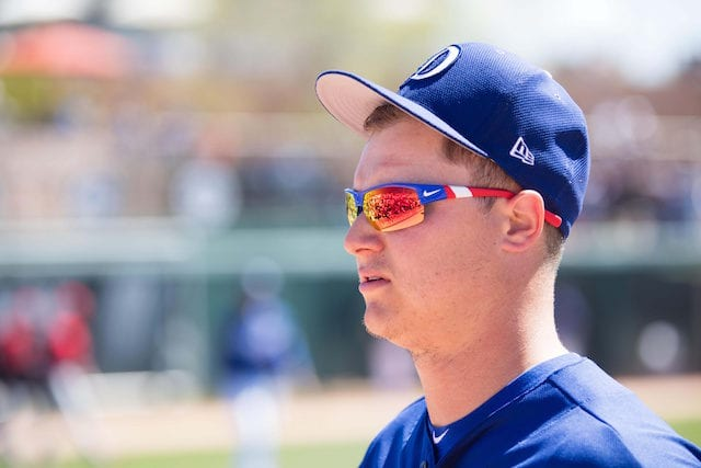 Joc Pederson, Los Angeles Dodgers