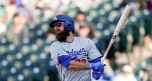 Scott Van Slyke, Los Angeles Dodgers