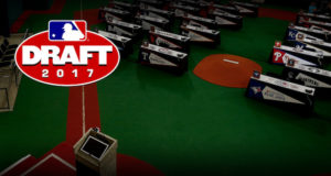 2017 MLB Draft logo.