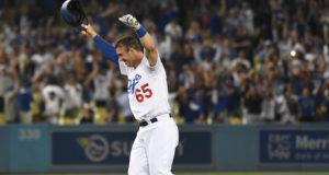 Kyle Farmer, Los Angeles Dodgers