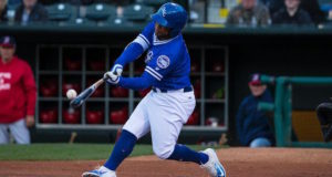 Los Angeles Dodgers, Willie Calhoun, Oklahoma City Dodgers