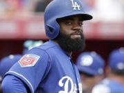 Andrew Toles, Los Angeles Dodgers
