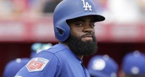 Andrew Toles, Los Angeles Dodgers