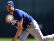 Clayton Kershaw, Los Angles Dodgers