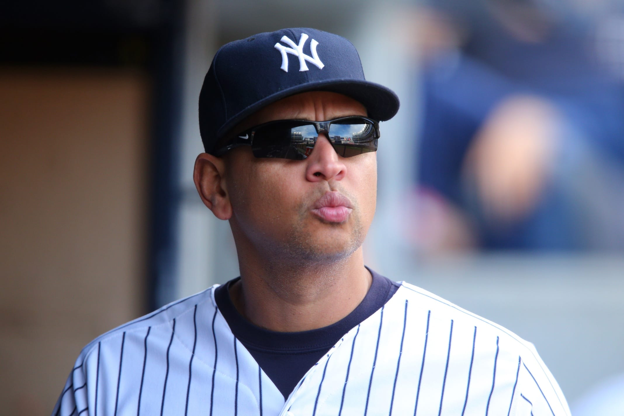 Alex Rodriguez Joins Fox For Alcs, World Series Coverage; Breaks Tv Monitor