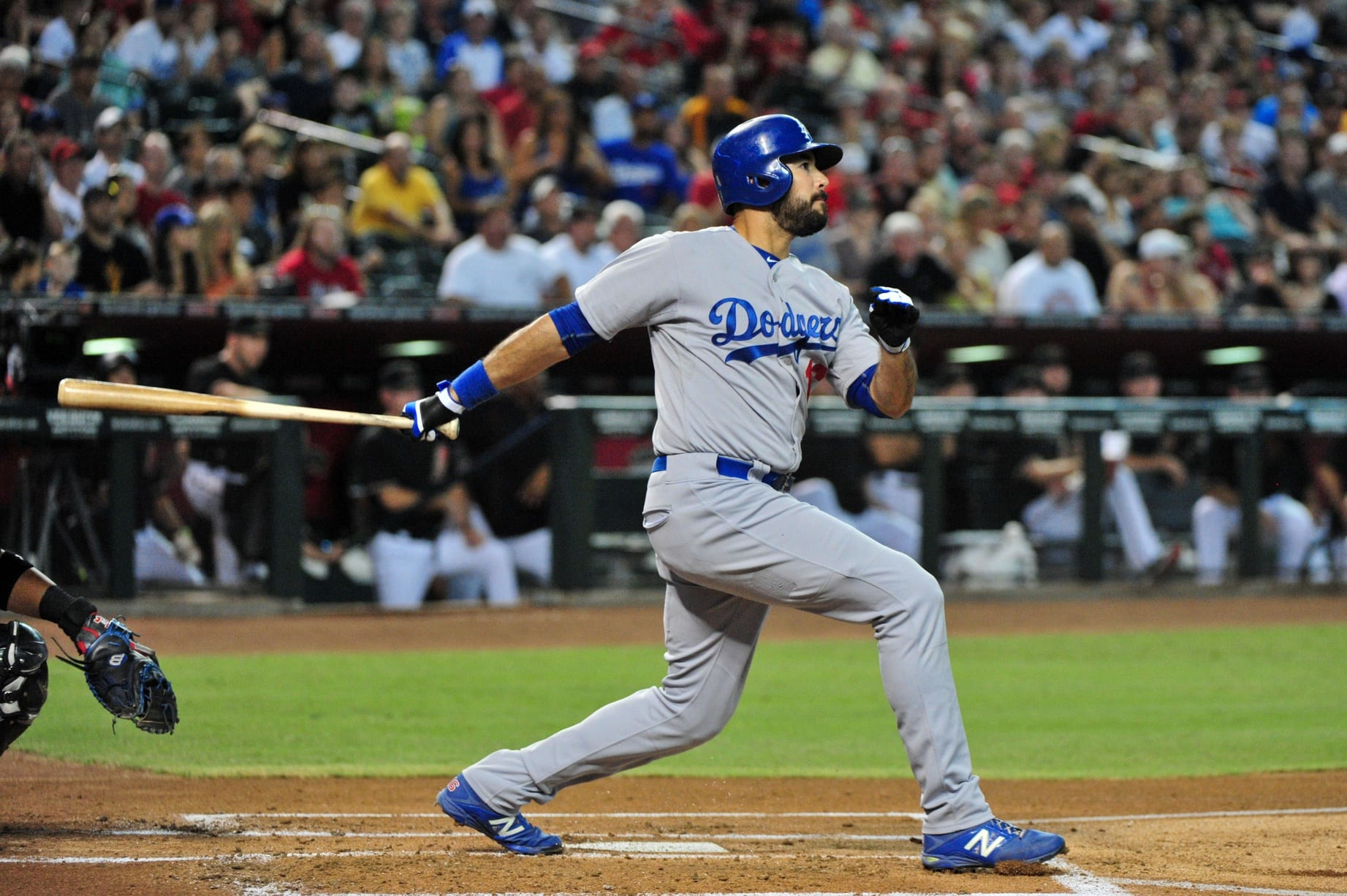 Dodgers News: Andre Ethier Hopes Loss To Giants Provides Spark