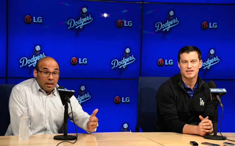 Dodgers' Manager Finalists Present Interesting Theory