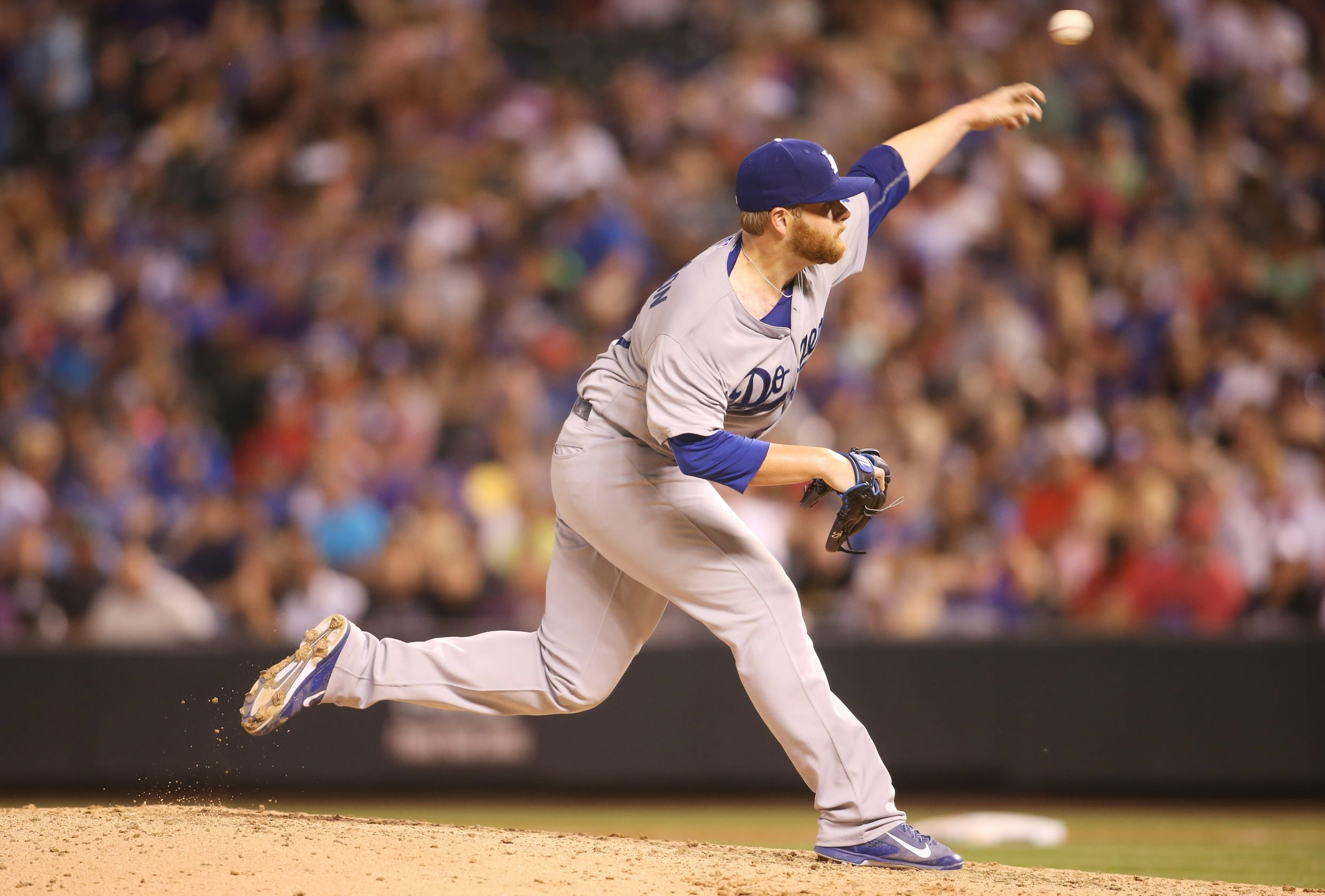 Brett Anderson Open To Re-signing With Dodgers After 2015 Season