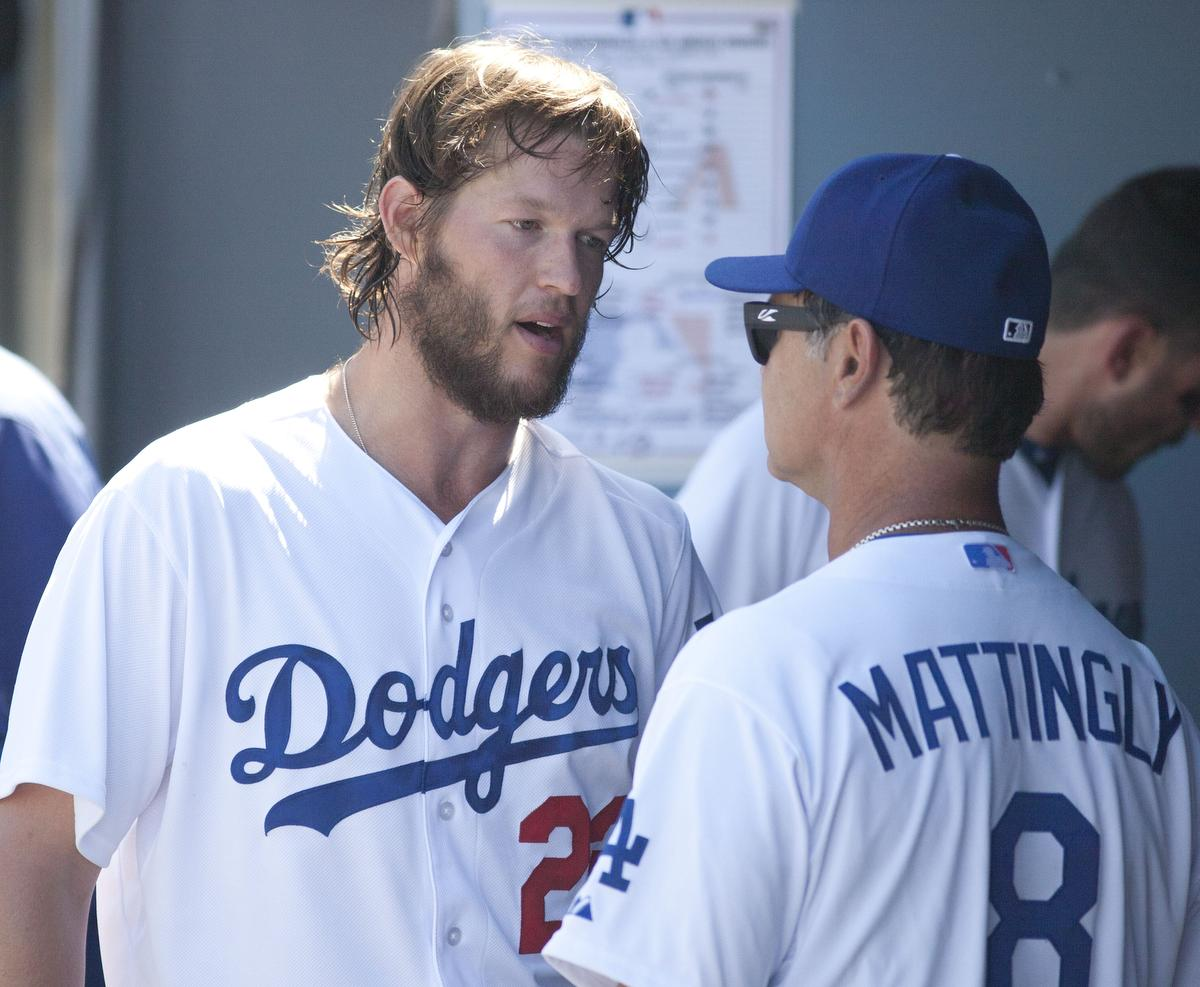 Dodgers News: Mattingly Will Allow Kershaw To Pursue 300 Strikeouts Within 'framework'