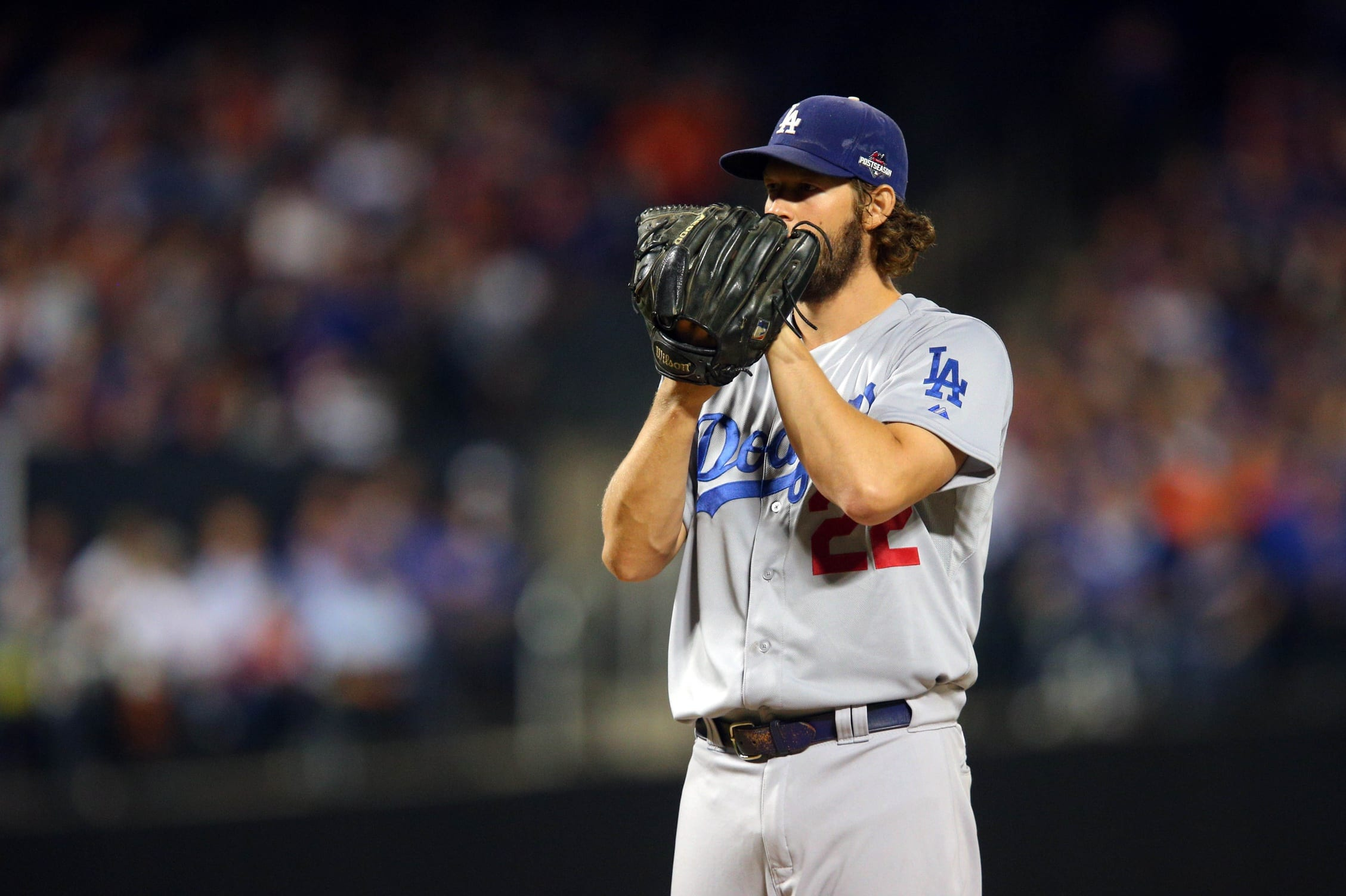 Clayton Kershaw Bears Down To Help Dodgers Force Game 5 Against Mets