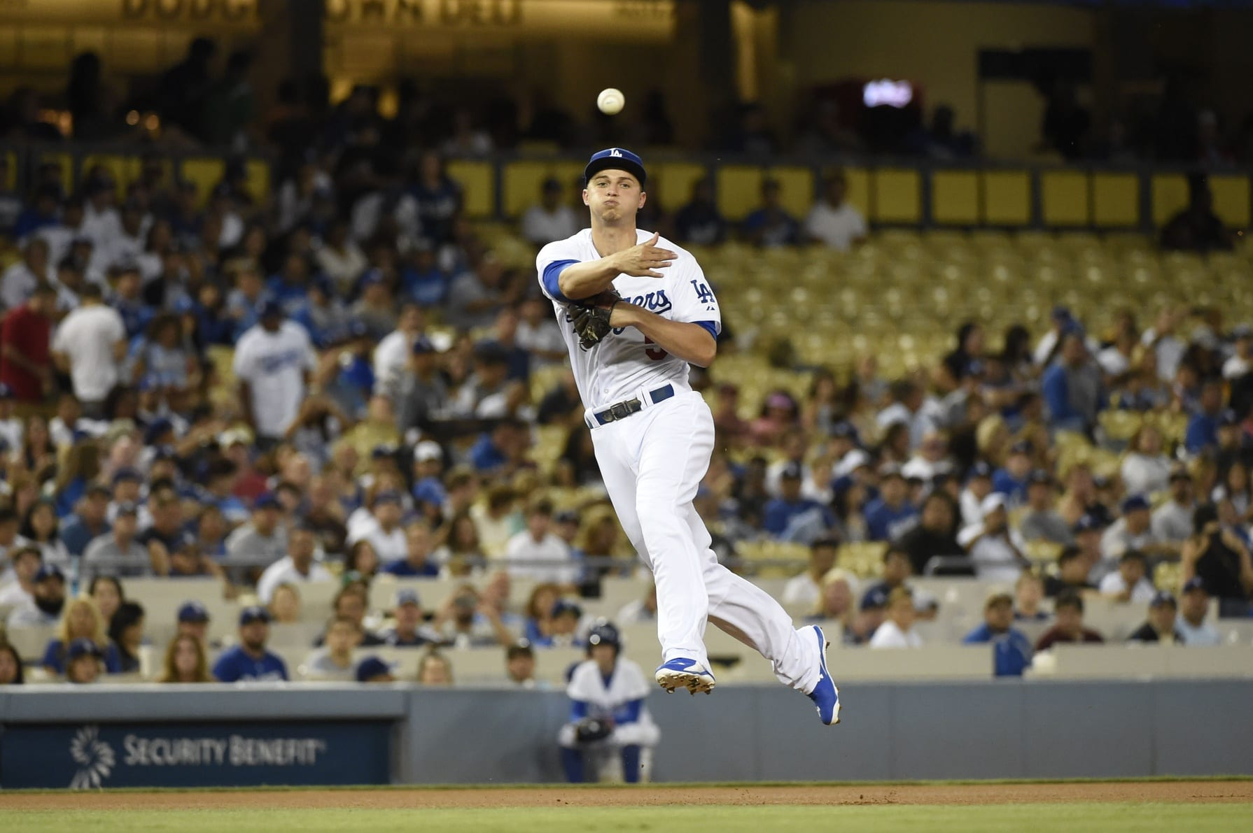 Dodgers News: Jimmy Rollins Accepting Of Corey Seager Taking Over At Shortstop