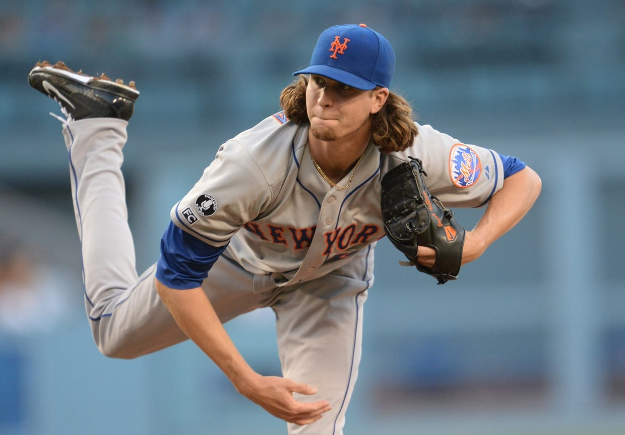 Mets Announce Jacob Degrom To Start Nlds Game 1, Set Rotation