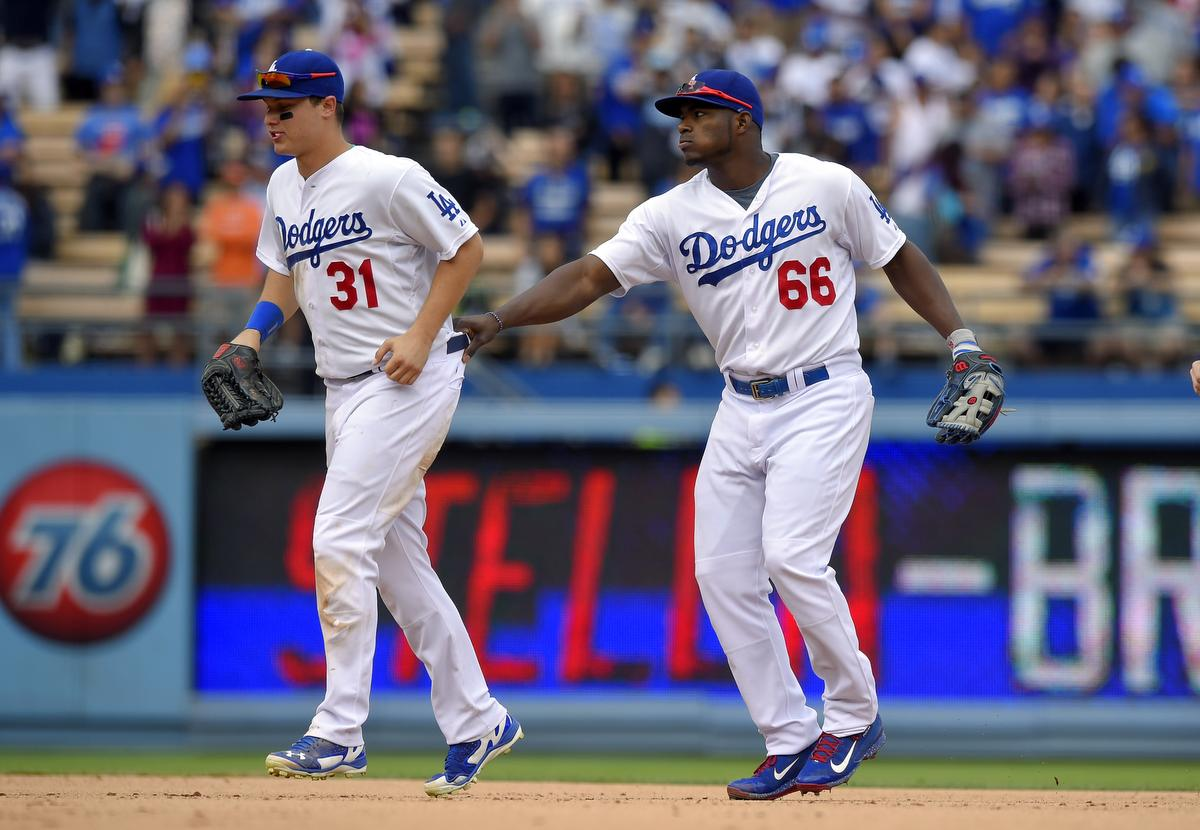 State Of The Dodgers: Depth In The Outfield