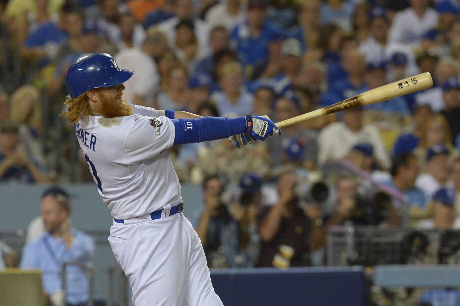 Spring Training Recap: Justin Turner Hits Grand Slam, Charlie Culberson Lifts Dodgers To Walk-off Win
