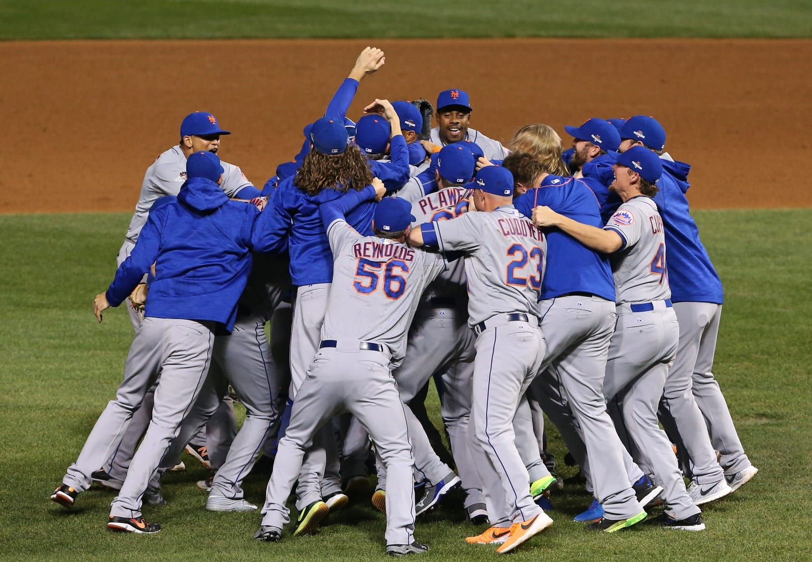 Kansas City Royals, New York Mets Set To Meet In 2015 World Series