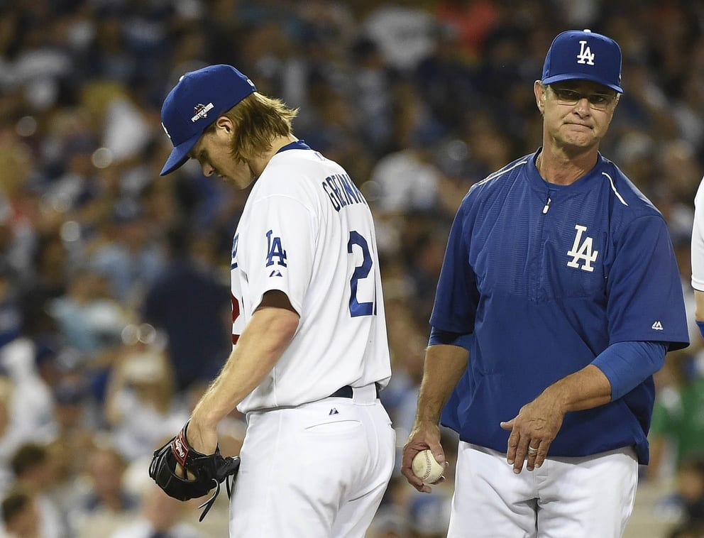 Zack Greinke, Don Mattingly