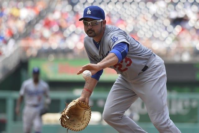 Dodgers News: Espn's Buster Olney Ranks Adrian Gonzalez 8th-best First Baseman
