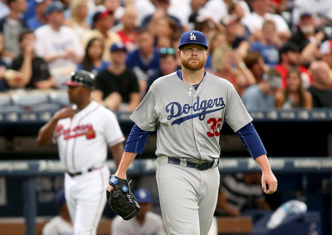 Dodgers News: Brett Anderson Not Concerned By Managerial Vacancy