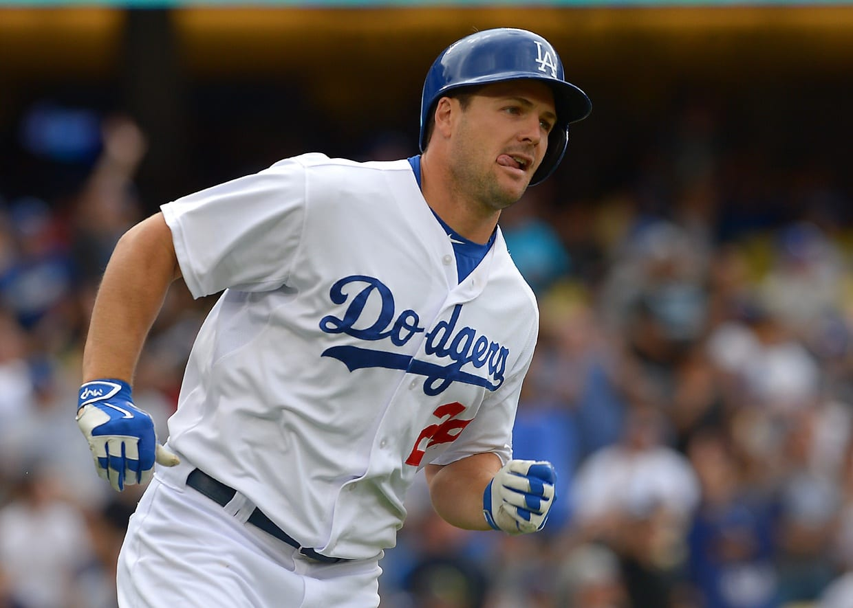 Dodgers News: Chris Heisey Clears Waivers, Becomes Free Agent