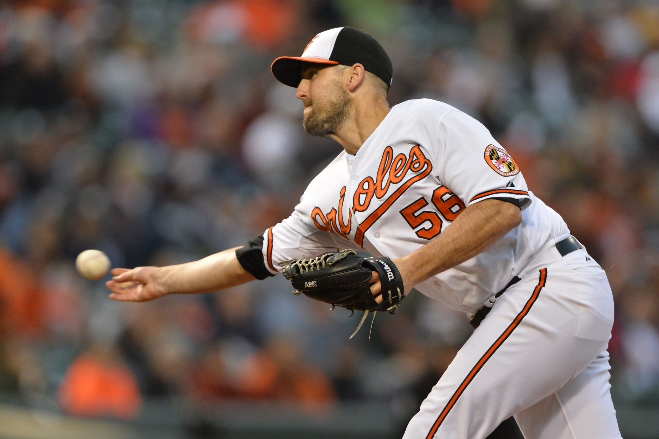 Dodgers Rumors: Relief Pitcher Darren O'day Drawing Interest