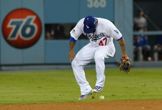 State Of The Dodgers: Questions In The Infield