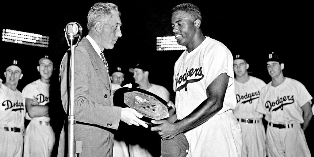 This Day In Dodgers History: Jackie Robinson Named 1949 Nl Mvp