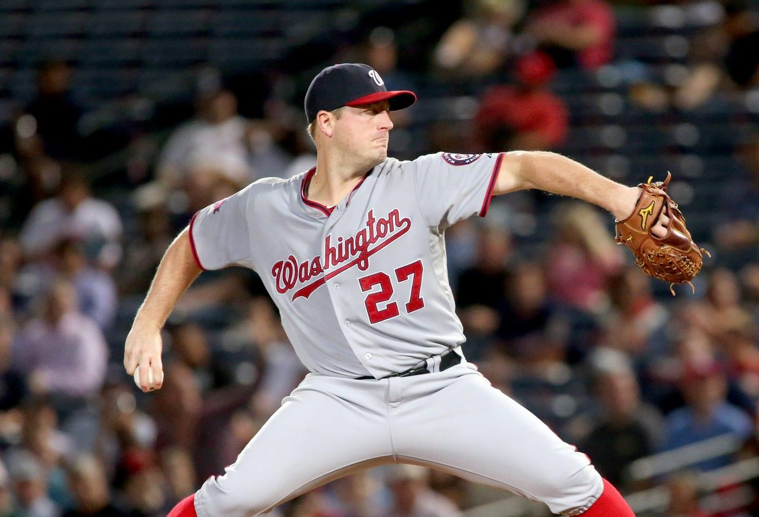 Dodgers Rumors: Jordan Zimmermann Emerges As Top Target