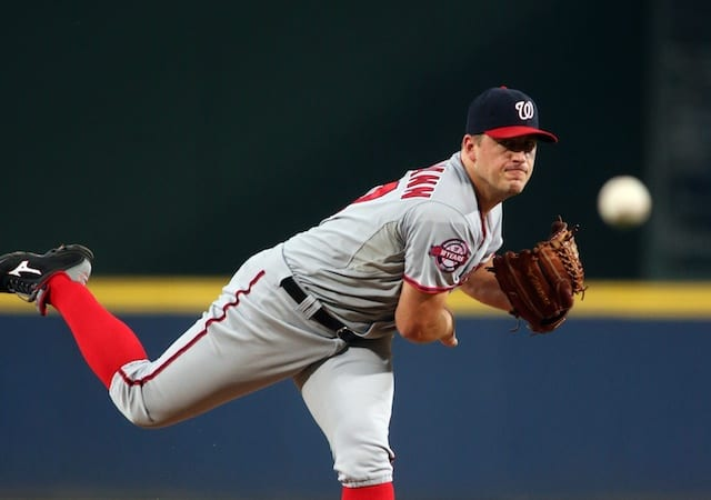 Mlb Rumors: Jordan Zimmermann Signs With Detroit Tigers
