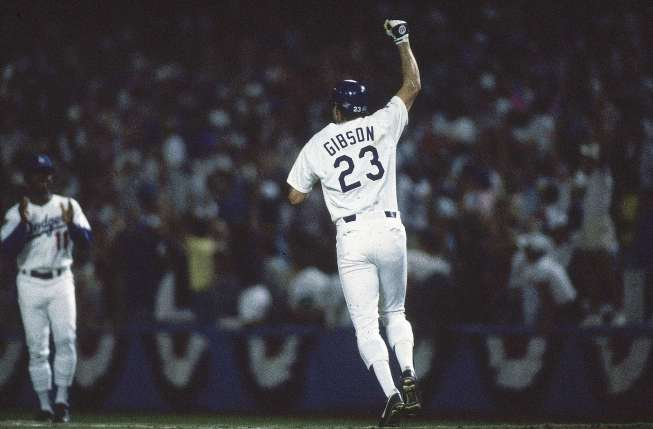 This Day In Dodgers History: Kirk Gibson Named 1988 Nl Mvp
