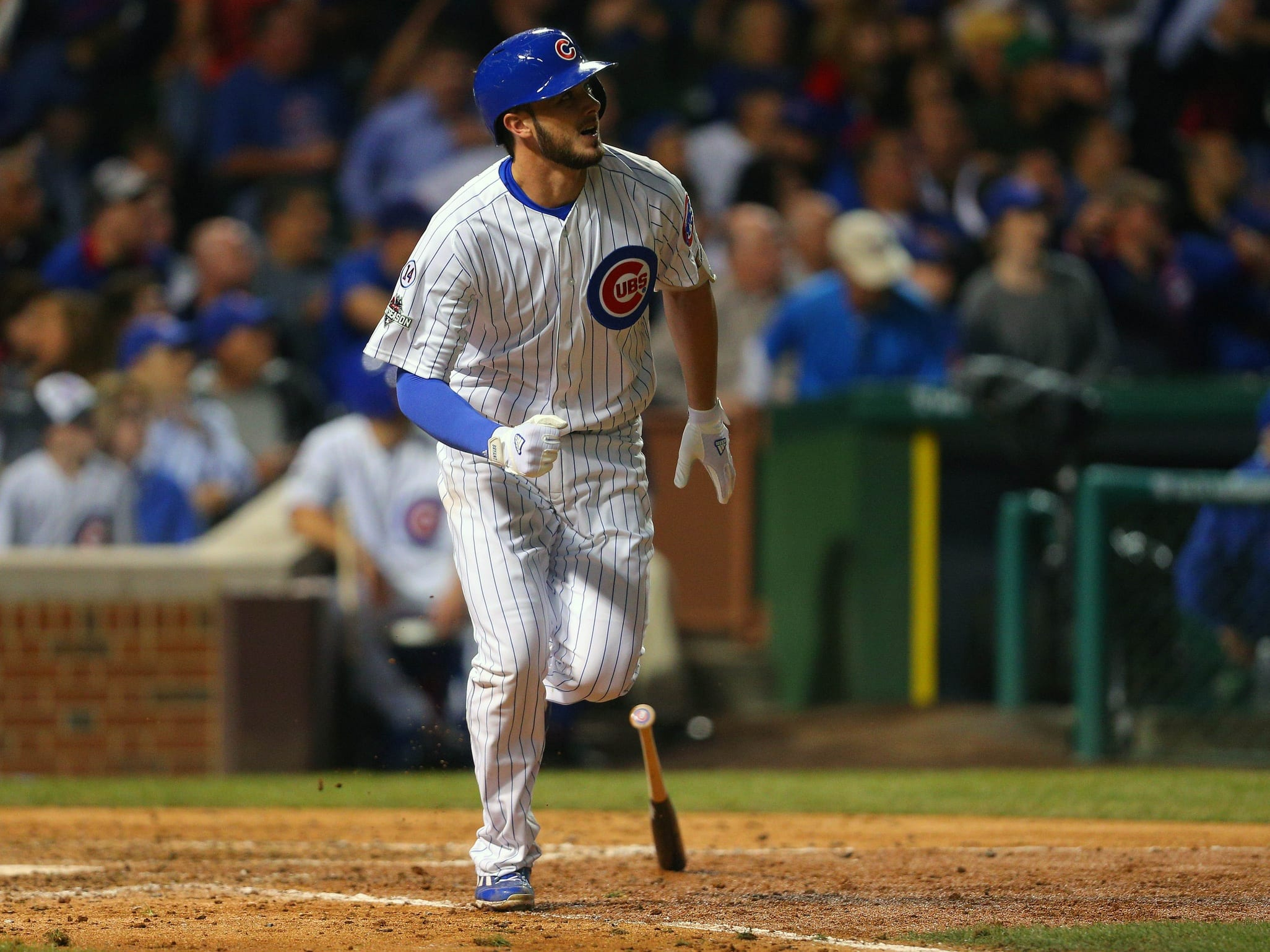 Kris Bryant Unanimous Winner Of Nl Rookie Of The Year; Joc Pederson Receives One Vote