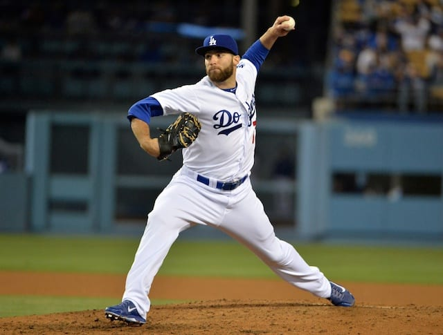 Dodgers 2015 Player Review: Paco Rodriguez