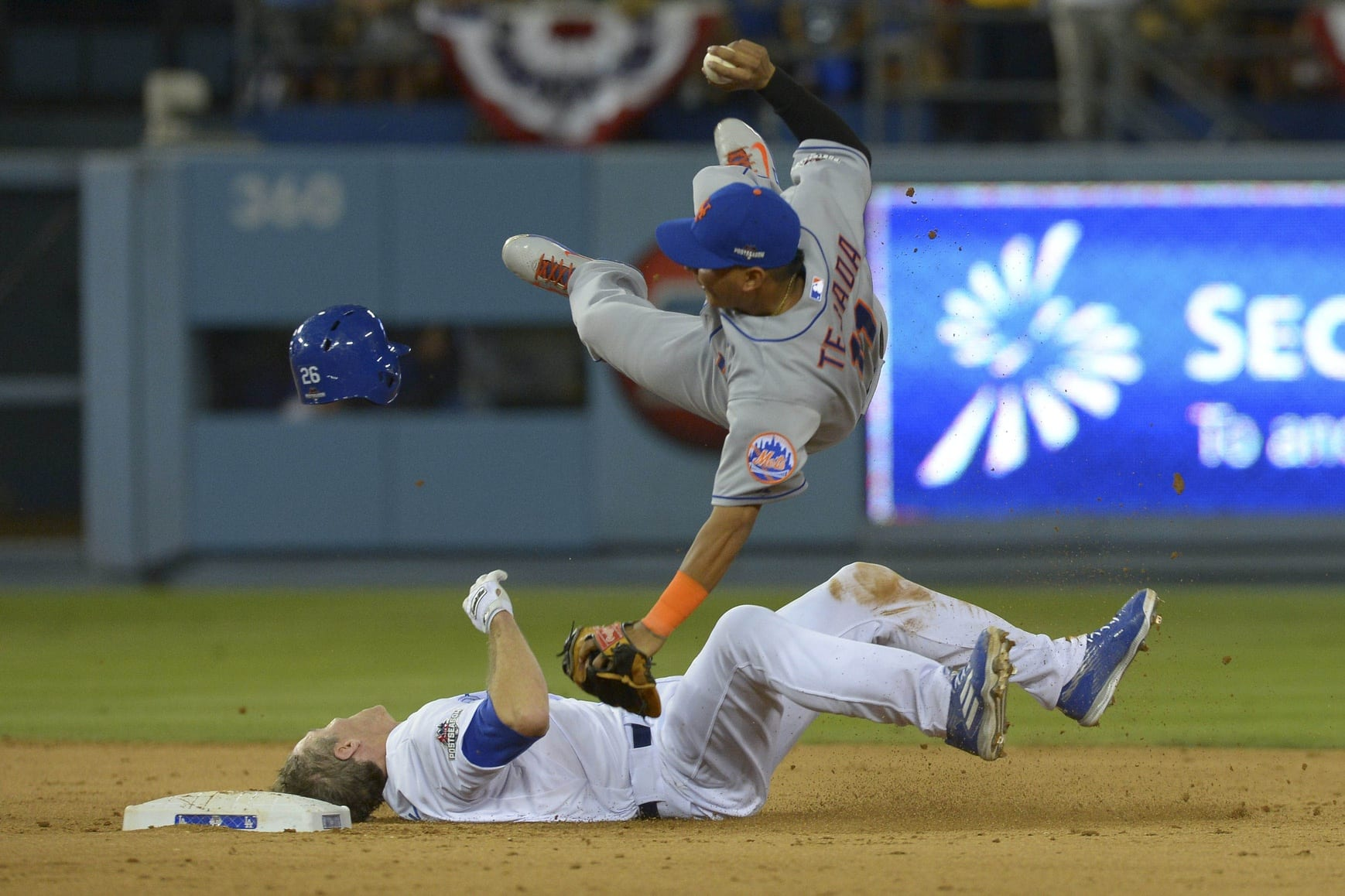 Mlb News: New Sliding Rule At Second Base Under Consideration