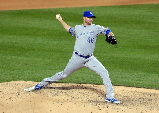 Dodgers Rumors: L.a. Contacted Relief Pitcher Ryan Madson