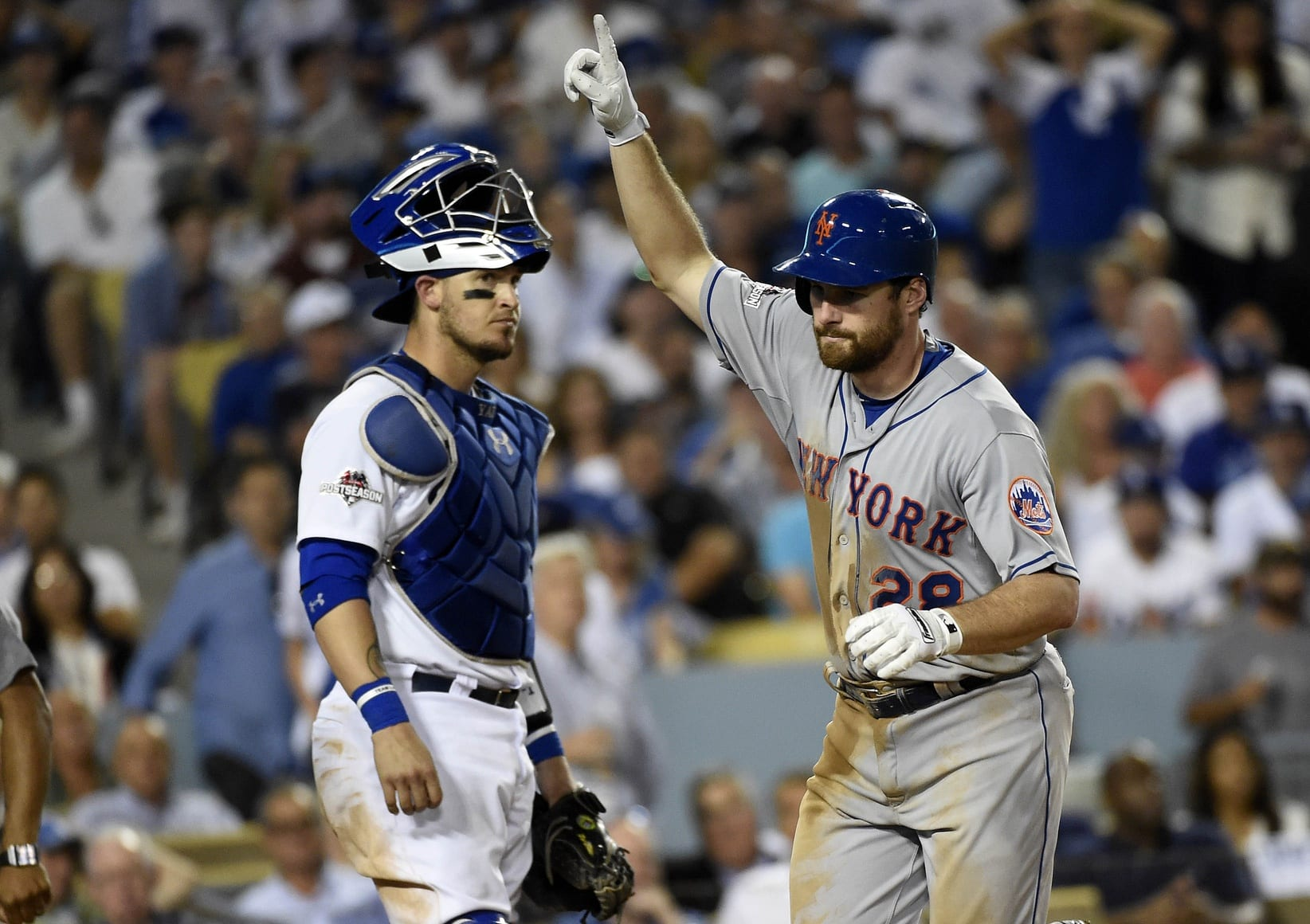 Dodgers Rumors: Daniel Murphy, Chase Utley Viewed As Second-base Options