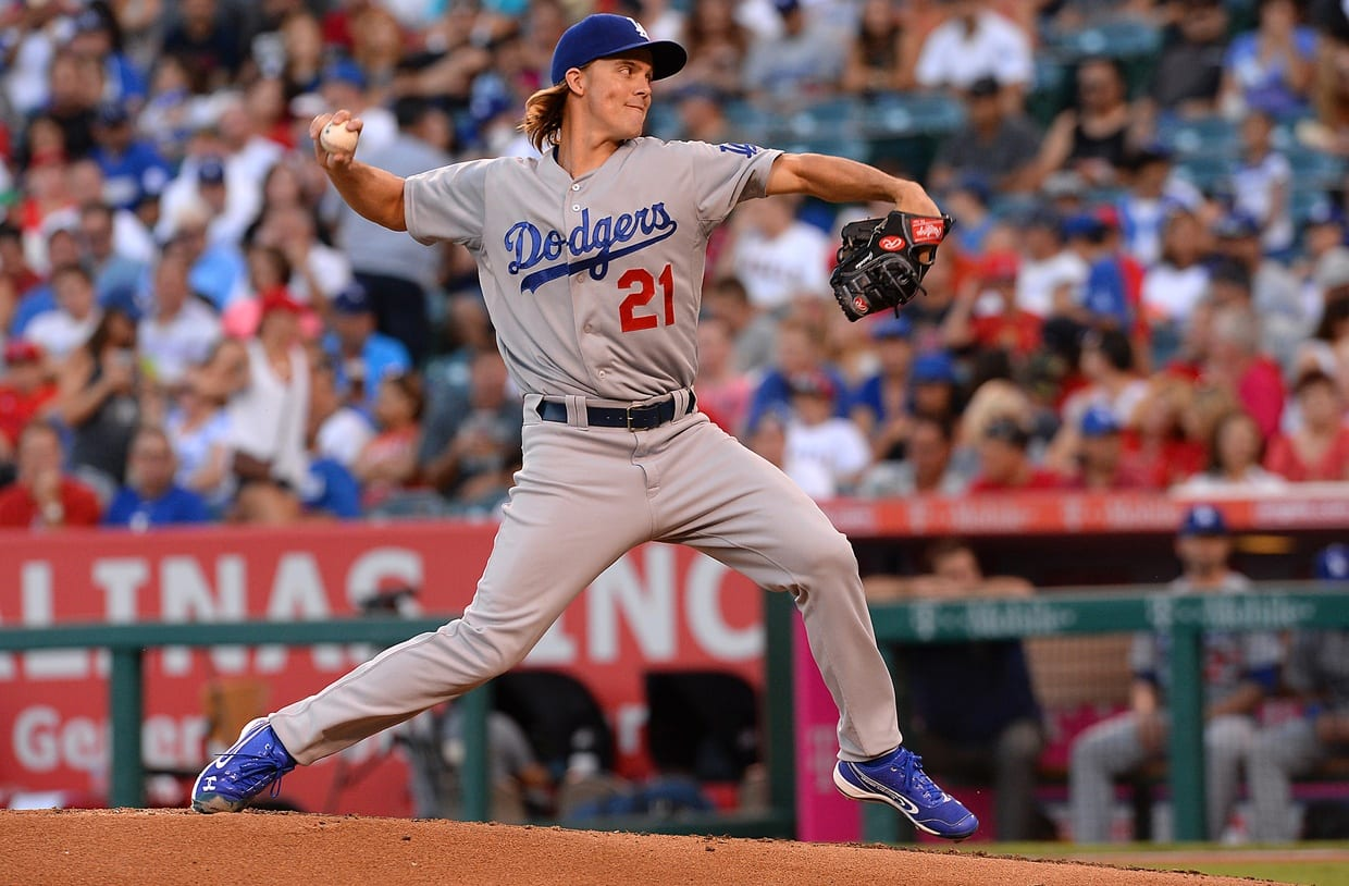Dodgers News: Zack Greinke Wins Players Choice Nl Outstanding Pitcher Award