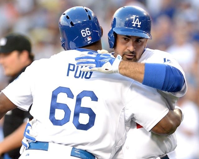Dodgers News: Being Genuine Is Key To Connecting With Yasiel Puig, Says Adrian Gonzalez