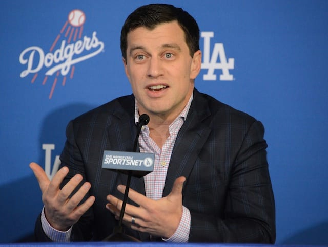 Dodgers News: Andrew Friedman Praises Diamondbacks For Offseason Moves