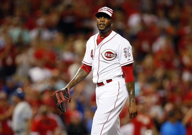 Dodgers Rumors: Reds Denying Aroldis Chapman Trade Agreed Upon