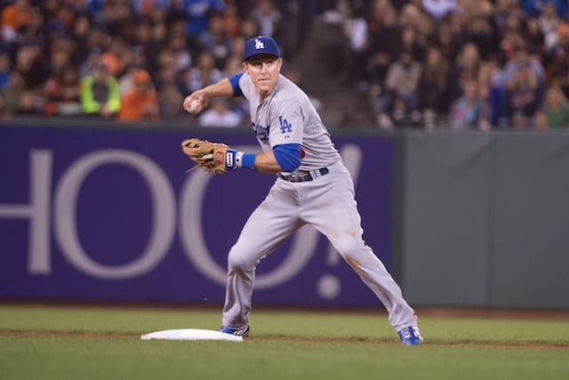 Dodgers Rumors: L.a. Remains Interested In Chase Utley