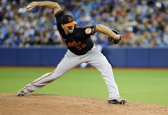 Darren O'day Rumors: Orioles Enter Picture, Dodgers Among Teams Under Final Consideration