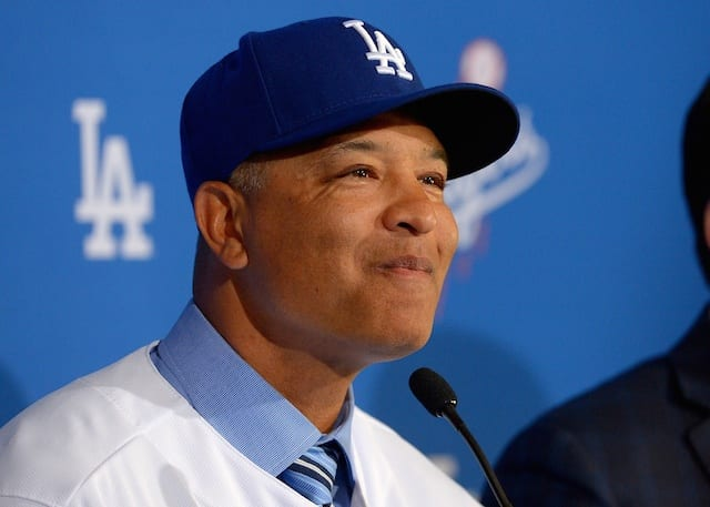 Dodgers Manager Dave Roberts Arrives With Plenty Of Enthusiasm And Promise