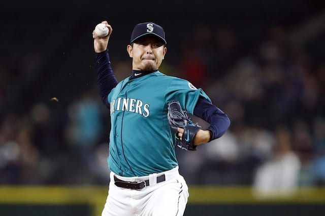 Dodgers Rumors: Hisashi Iwakuma, Scott Kazmir Among Options If Zack Greinke Doesn't Re-sign