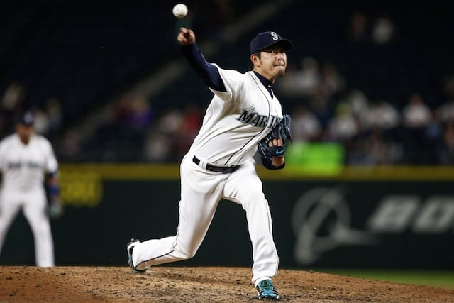 Dodgers Rumors: L.a. Making Push To Sign Hisashi Iwakuma