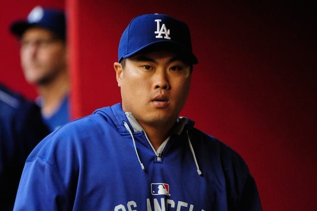 Dodgers News: Hyun-jin Ryu Confident He'll Return For Spring Training
