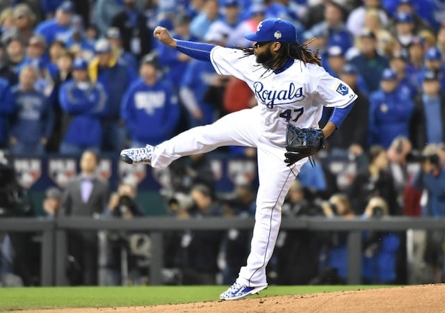 Mlb Rumors: Johnny Cueto Agrees To Contract With San Francisco Giants